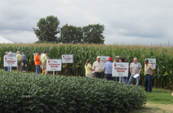 Fall Field Day Plot Tour